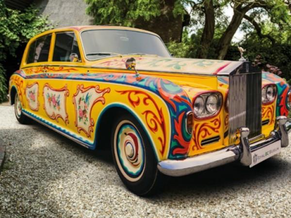 """Rolls-Royce организира в Лондон изложбата """"Осем велики Phantom-а"""" и като"""