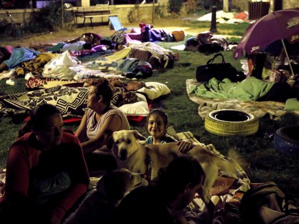 Жителите на гръцкия остров Кос и турските курорти Бодрум и
