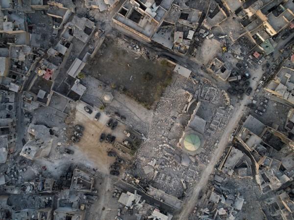 """С падането на Мосул т.нар. """"Ислямска държава"""" (ИД) загуби най-големия"""