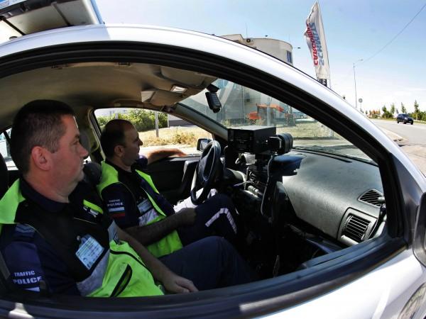 Снимка: МВР с единна система за нарушителите по пътищата