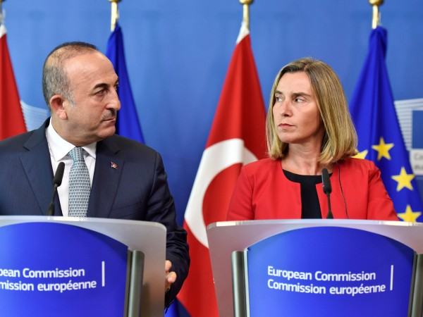 Без успех приключиха преговорите между ЕС и Турция в Брюксел