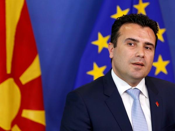 Новият министър-председател на Македония Зоран Заев иска да върне страната