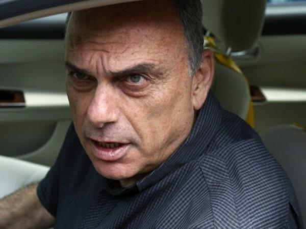 Бившият мениджър на Челси Аврам Грант вече е в София