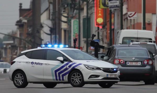 Арестуваха мъж с експлозиви в Брюксел