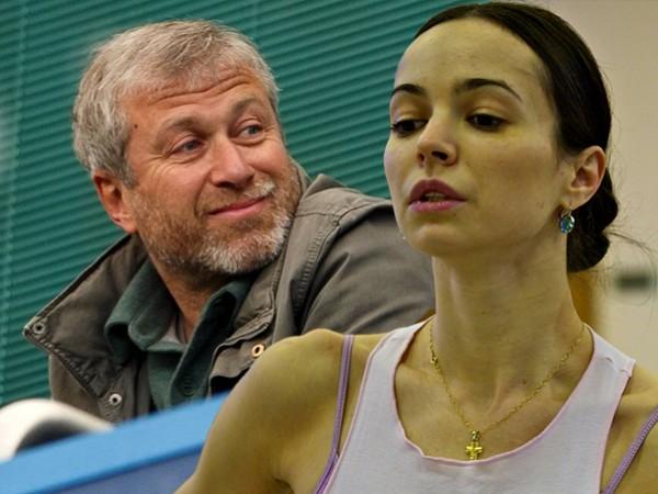След новината за развода на милиардера Роман Абрамович и галеристката