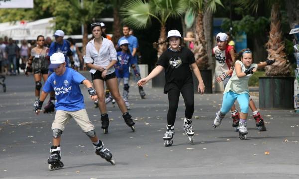 Качвайте се на скейтборди и ролери, София ви чака!