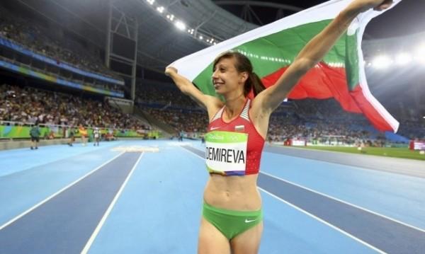 Мирела Демирева е финалистка на световното!