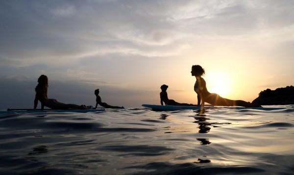 Три мита за йогата