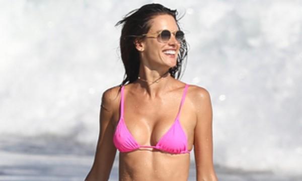 В перфектно тяло: Алесандра Амброзио