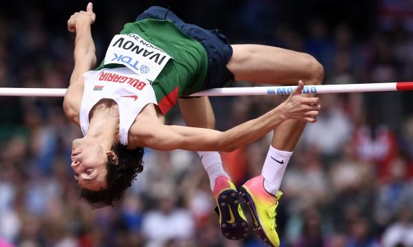 Браво! Тихомир Иванов на финал на Световното в Лондон