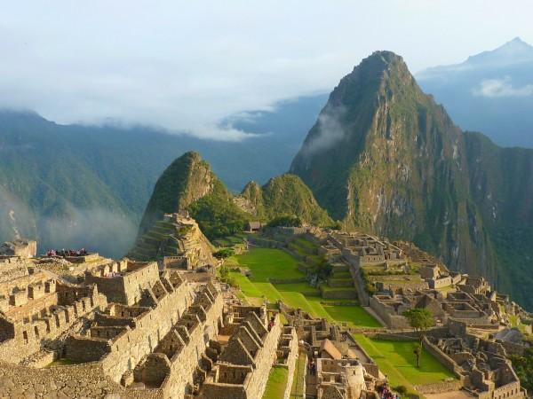 Държавата Перу се намира в северозападната част на Южна Америка.
