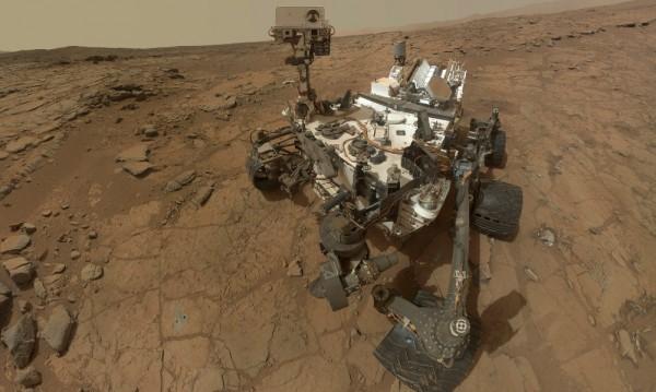 """Кюриосити"" засне перести облаци на Марс"