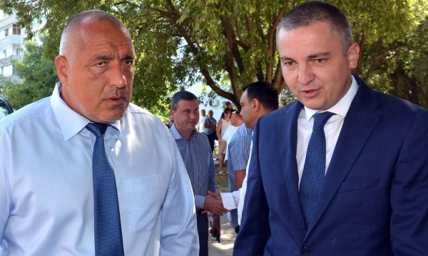 """Борисов: След 3000 г. ще се върне инвестицията за """"Цанков камък"""""""