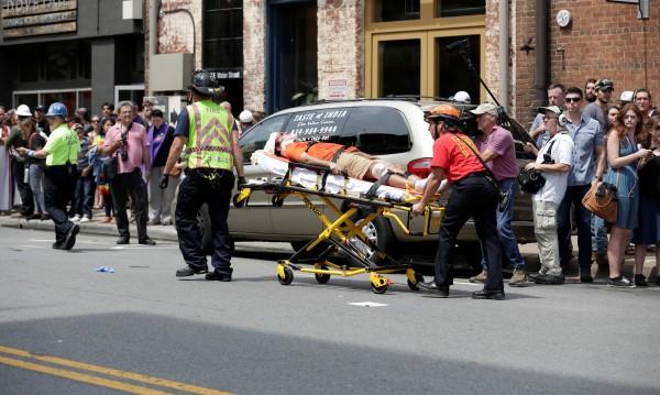 Очевидец на безредиците: Колата се вряза нарочно!