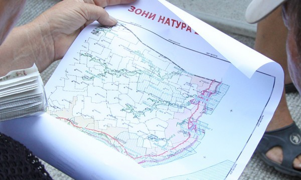 """Нови карти на защитените зони по казуса """"Калиакра"""""""