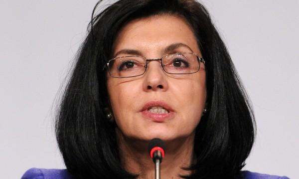 След покана от Юнкер: Кунева пак на висок пост в Брюксел
