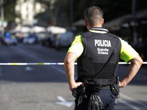 Снимка: Най-малката жертва в Барселона – 3-годишно момиче