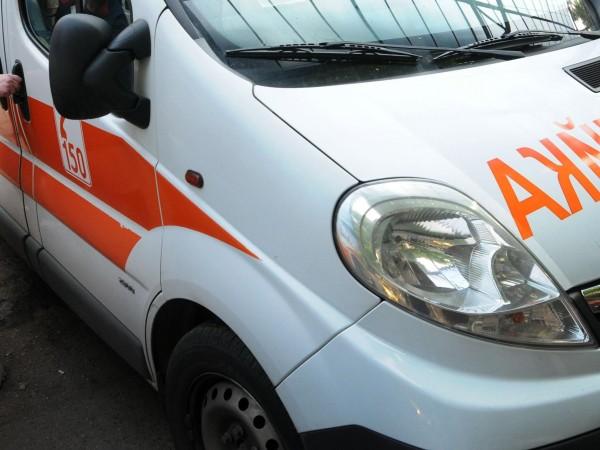 Снимка: Екип на Спешна помощ в София - заплашен с нож