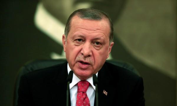Ердоган: Няма да позволим кюрдска държава в Сирия!