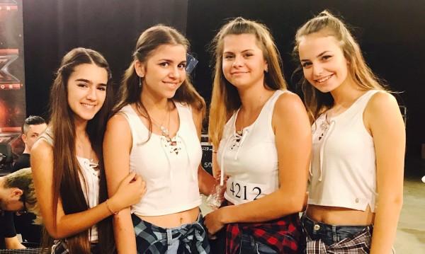 Момичешката група 4 Magic направи фурор в X Factor
