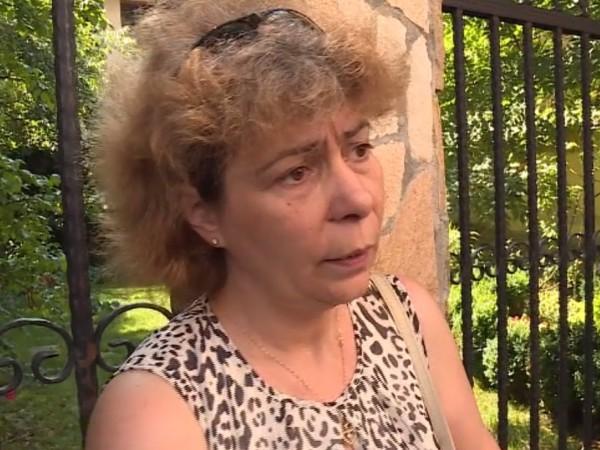 Учителката по математика Петя Тодорова, която беше уволнена от бившия