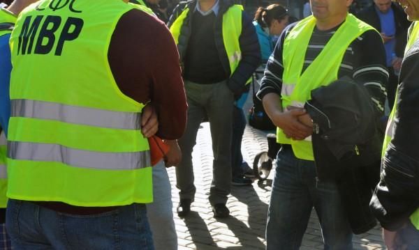 Поредният протест: 10 000 униформени на 21 октомври