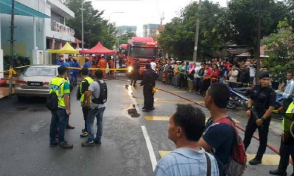 Десетки загинали при пожар в ислямско училище в Малайзия
