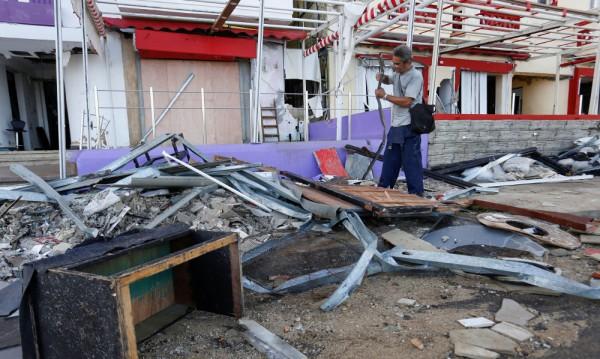 """Над 4000 жилищни сгради в Хавана пострадали от """"Ирма"""""""