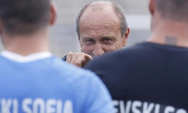 Делио Роси отново наказа Левски