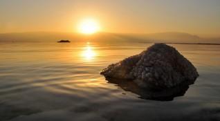 """""""Без будилник"""": Мъртво море – езерото на дъното на света"""