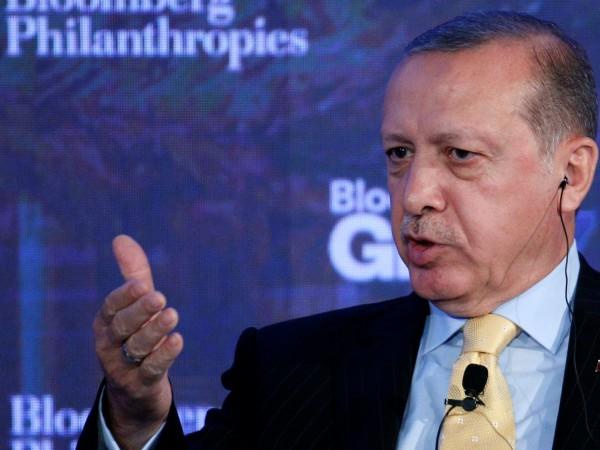 Турция предприема стъпки за купуването на балистични ракети, за да
