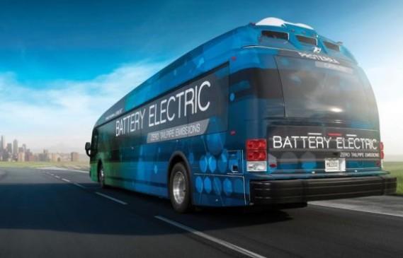 Рекорд! Е- автобус измина 1800 км с едно зареждане