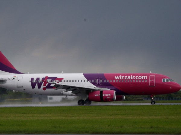Всички полети на нискотарифната авиокомпания Wizz Аir до Бирмингам, Бристол