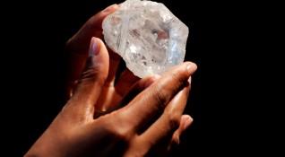 Най-големият необработен диамант продаден за $53 млн.