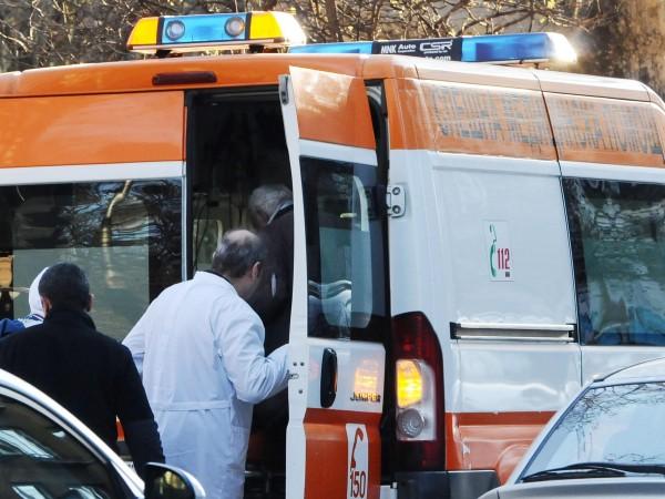 Снимка: Спешният пациент – в най-близката болница. Точка!