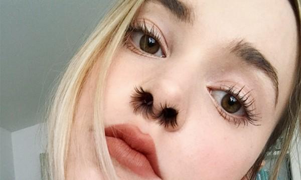 Тенденция или потрес: Екстеншъни на косми в носа