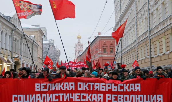 100 г. по-късно: Октомврийската революция – спорна тема