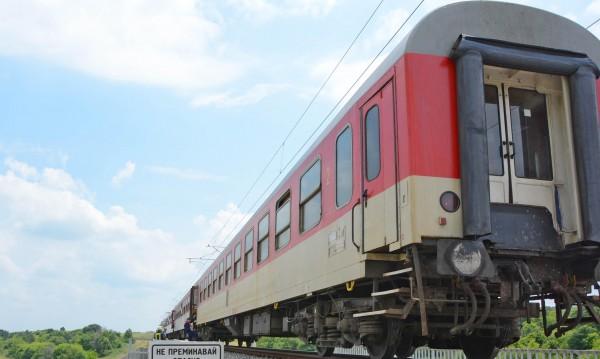 Да догониш влака: Бърз влак отпътува без началника си!?