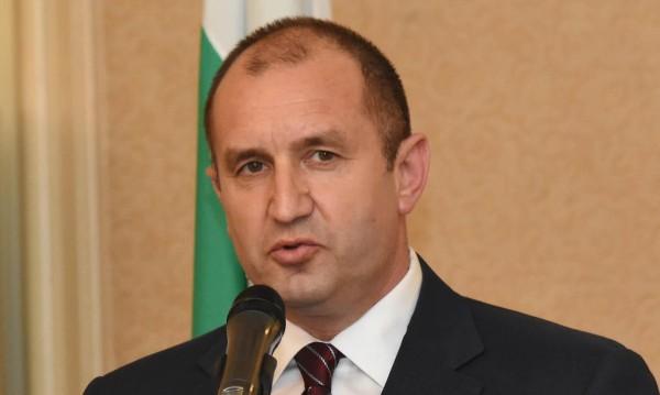 Румен Радев декларира подкрепа за Южния газов коридор