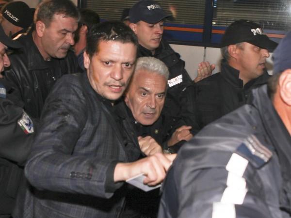 Снимка: Минало забравено: Сидеров и Будинов вече рамо до рамо!