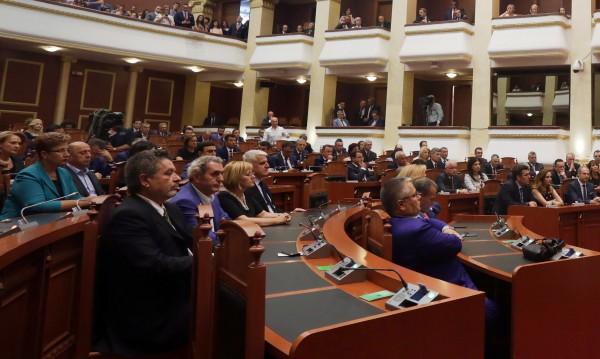 АТА: Албанският парламент още не е приел закона за малцинствата