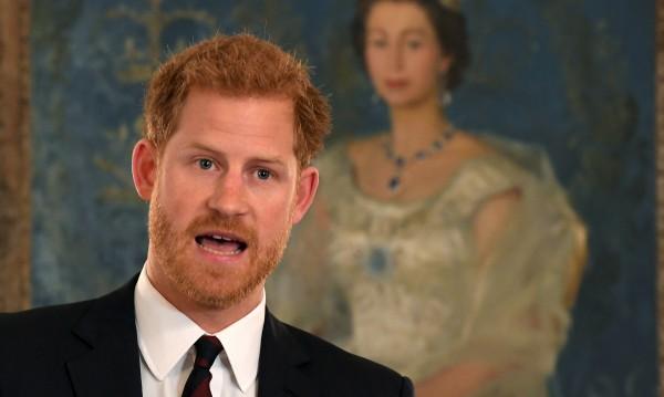 И най-секси сред брадатите е... Принц Хари