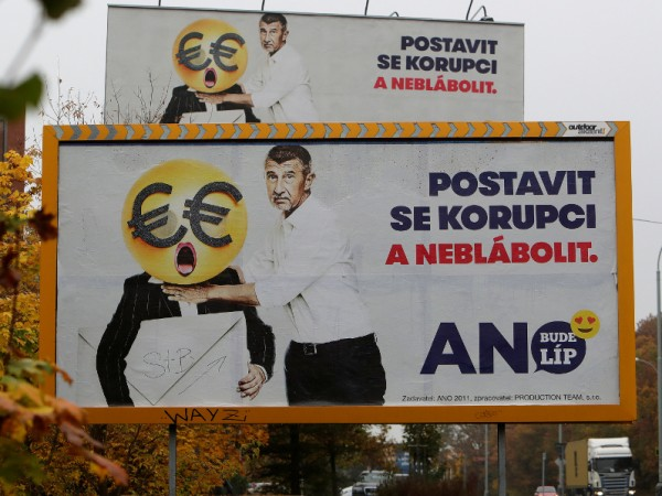 Парламентарните избори в Чехия днес и утре се очаква да