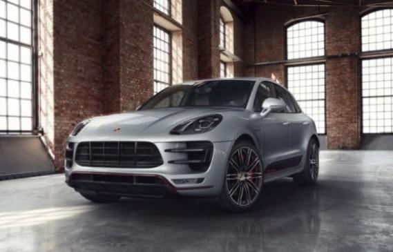 Porsche показа най-скъпия Macan