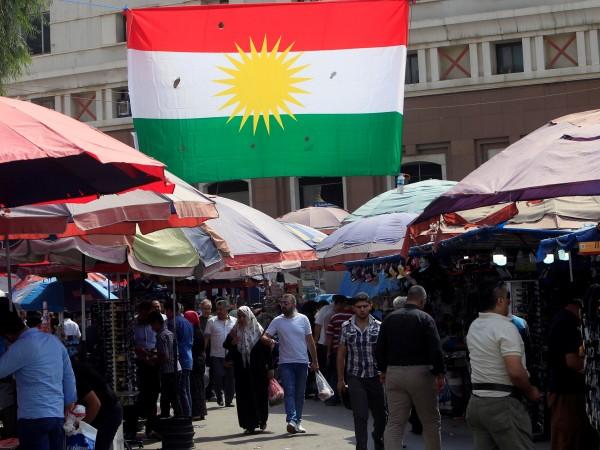 Мечтата на кюрдите е за своя собствена държава. От Турция