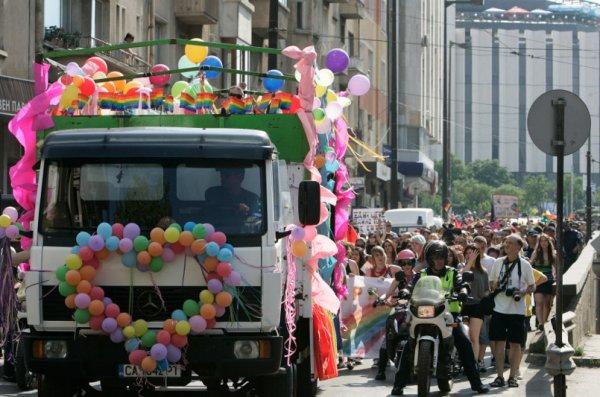 гей-парад в софии