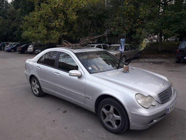 Ясен знак за столичанин, че не паркира където трябва