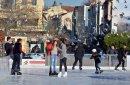 Ледено кралство в центъра на Пловдив