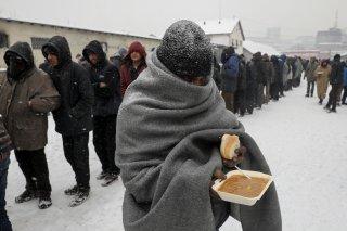 """Ужасът в белградския """"Пешавар"""" -  глад и нечовешки условия"""